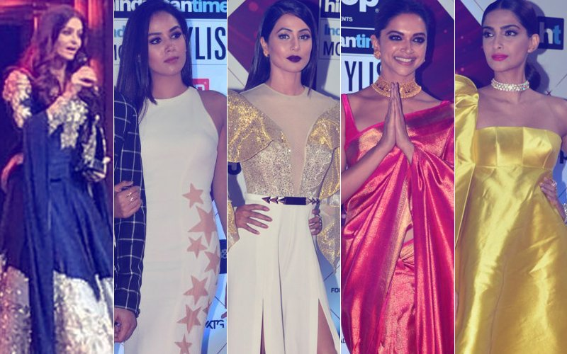 BEST DRESSED & WORST DRESSED At The HT Most Stylish Awards, 2018: Aishwarya Rai, Mira Rajput, Hina Khan, Deepika Padukone Or Sonam Kapoor?