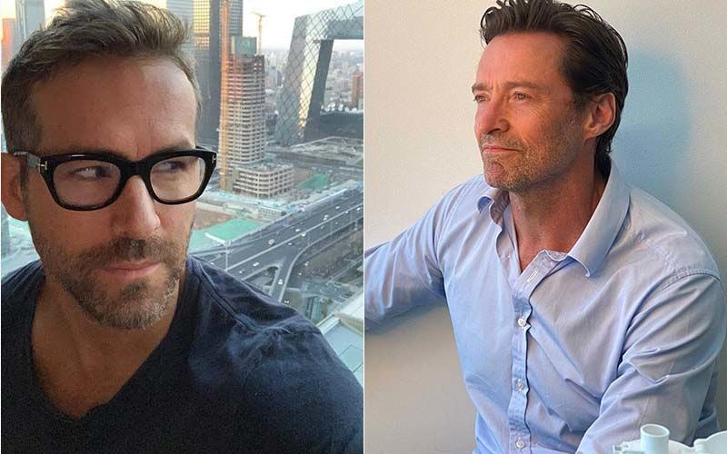 Ryan Reynolds Trolls Hugh Jackman Once Again; Asks The Wolverine Star, 'You Sleep With The Wig On?'