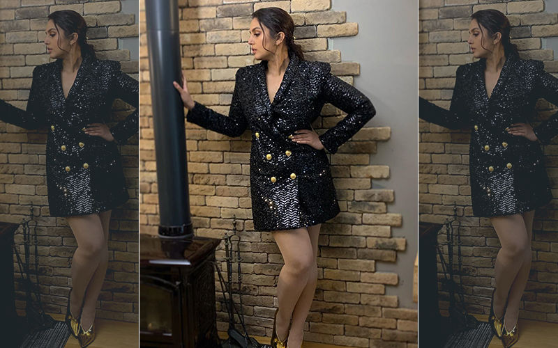 Huma Qureshi At Cannes 2019: Blazer For A Dress? Why Not!