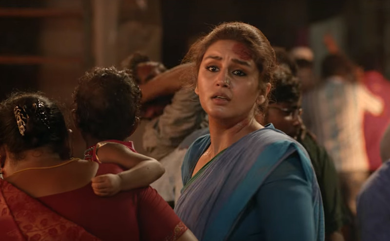huma qureshi in kaala
