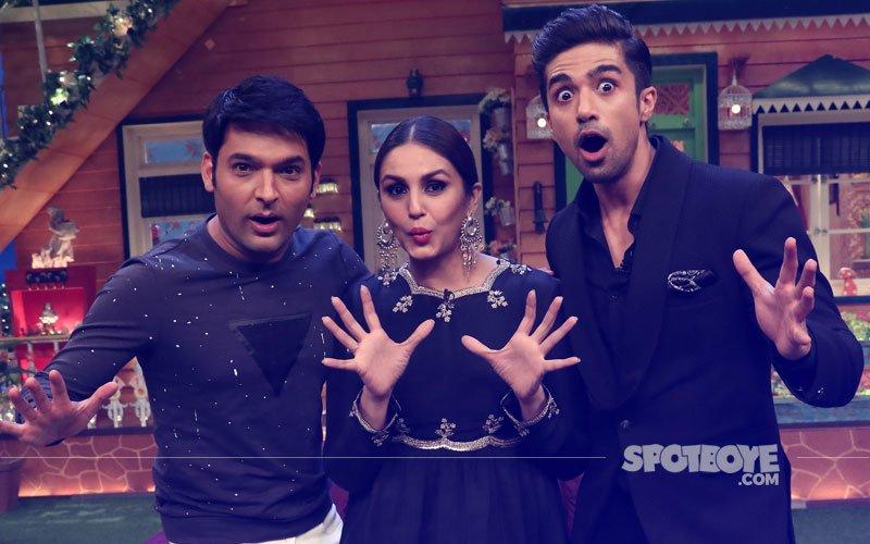 Huma Qureshi & Saqib Saleem Promote Dobaara: See Your Evil On The Kapil Sharma Show