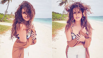 Huma Qureshi Sizzles On The Beach In New Photo Shoot