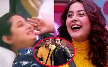 Bigg Boss 13: Shehnaaz Tells Rashami She Isn't Sidharth's Or Paras', Says 'Teesra Pyar Bhi Kar Leti, Par Sharam Aa Gayi'
