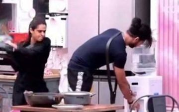 Bigg Boss 13: Madhurima Tuli- Vishal Aditya Singh Nominated For Entire Season After Their Violent Fight?