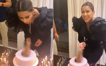 Nia Sharma Receives Massive Criticism For Cutting D*ck Shaped Cake On 30th Birthday; Actress Gives Back In Style As Netizens Call Her 'Vulgar' And 'Shameless'