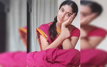 Sairat Fame Rinku Rajguru Takes The Traditional Look To A New Level Of Hotness