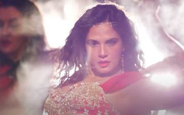 Shakeela Tazaa Song: Richa Chadha Shows Off Her Belly Dancing Moves In The Latest Track From Film