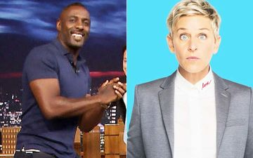 Idris Elba Is 'Dancing In Quarantine' After Ellen DeGeneres Sends 'So Much Love' His Way