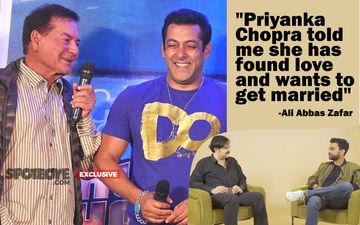"""If Salman Listens To, Or Gets Controlled By Anybody- It's Salim Khan,"" Says Bharat Director Ali Abbas Zafar"