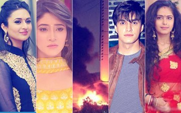 After Death On Beypanha Sets, Divyanka Tripathi, Shivangi Joshi, Mohsin Khan, Avika Gor Undergo Fire Fighting Training