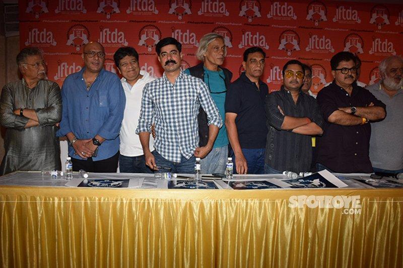 iftda press conference in support of sanjay leela bhansali s padmavati