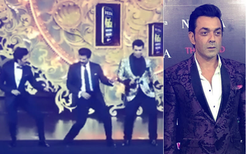 Anil's Jhakkas Steps On Veere and Bobby's Dance On 90s Barsaat Numbers Bring The House Down