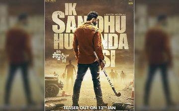 Gippy Grewal and Neha Sharma's New look From 'Ik Sandhu Hunda Si'