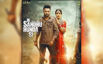 Gippy Grewal and Neha Sharma's New look From 'Ik Sandhu Hunda Si'