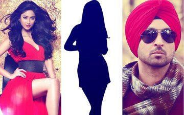 Guess Which Actress Has Replaced Ileana D'Cruz To Star Opposite Diljit Dosanjh?