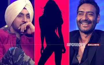 Guess Which Hottie DITCHED Diljit Dosanjh For Ajay Devgn?