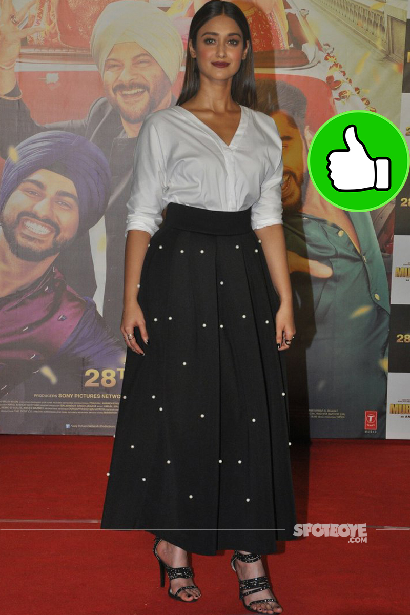 ileana dcruz mubarakan trailer launch