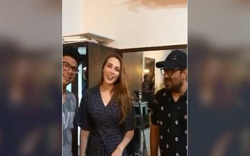Salman Khan's Rumoured GF Iulia Vantur Remembers Late Wajid Khan; Shares An Endearing Old Video Featuring Wajid And Shaan