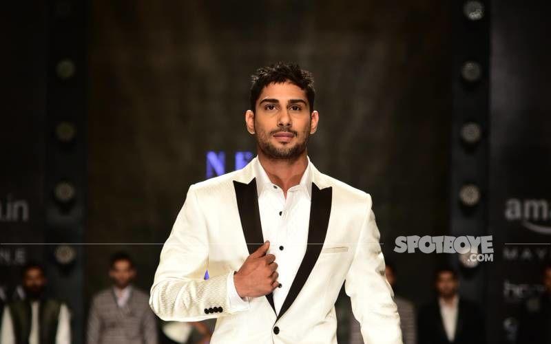 Prateik Babbar Gets Mother Smita Patil's Name Inked On Chest; Shares A Picture Writing 'Inked My Mother's Name On My Heart'