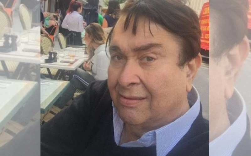 COVID-19 Positive Randhir Kapoor Reveals He Is 'Recovering Well'; Hopes To Be Home Soon