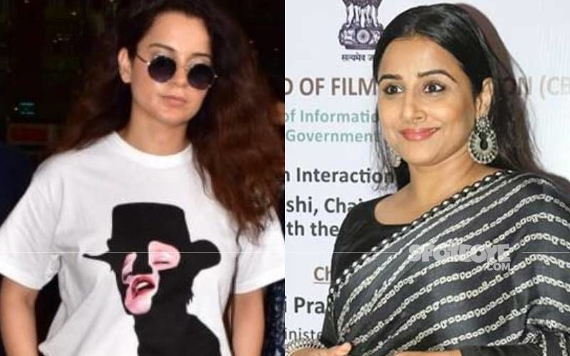 Kangana Ranaut Has NO Regrets Rejecting The Dirty Picture; 'I Don't Think I Would Have Done It Better Than Vidya Balan'