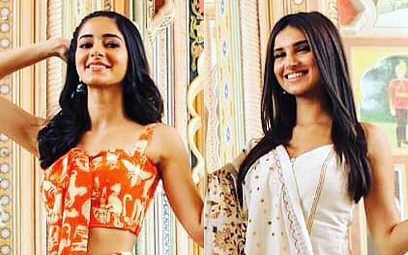 Ananya Panday And Tara Sutaria's Outfits Are Perfect For Your BFF's Mehendi Ceremony