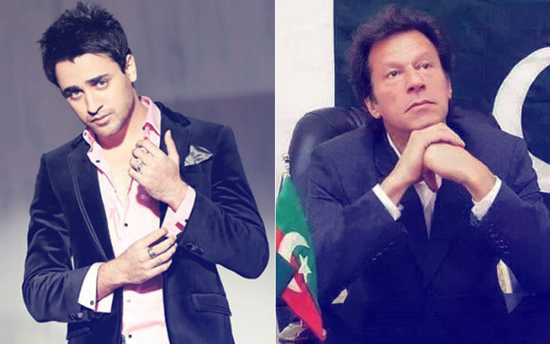 Bollywood Actor Imran Khan Was Mistaken For The New Pakistan PM. Here's What Happened Next...