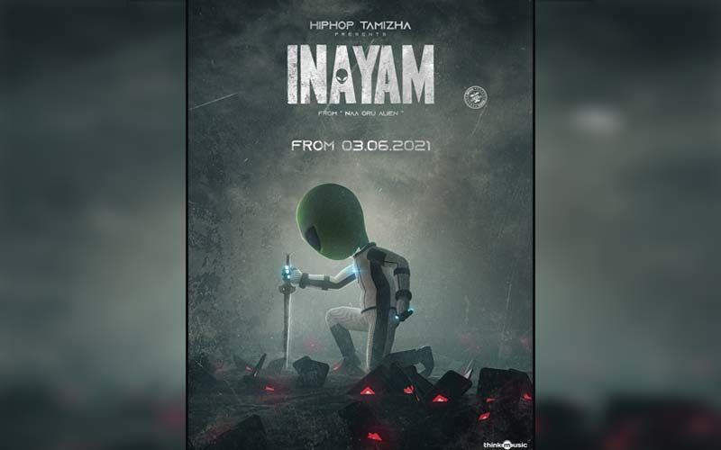 Inayam: Hiphop Tamizha's Latest Alien Themed Music Video To Launch On Thursday