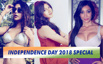 Independence Day 2018: Sara Khan, Mahika Sharma & Sofia Hayat Demand Freedom From Trolls