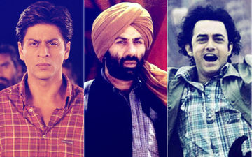 Independence Day 2018 Special: Lesser Known Facts About Aamir Khan, Shah Rukh Khan & Sunny Deol's Patriotic Films