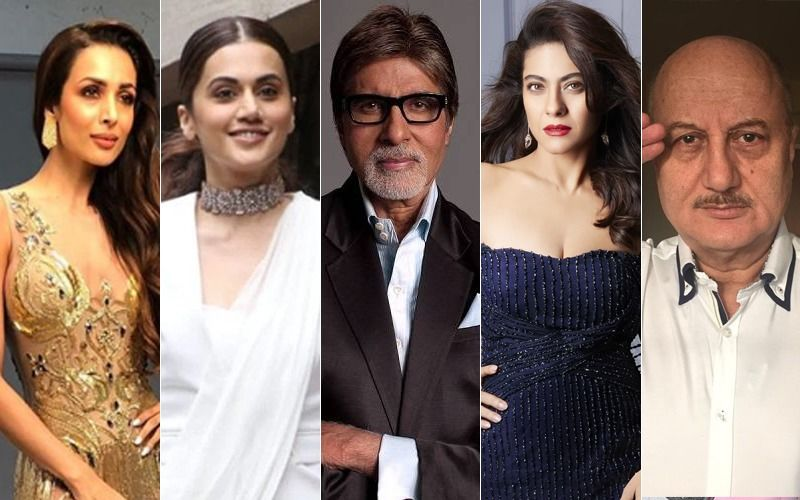 Happy Independence Day 2019: PM Modi, Malaika Arora, Taapsee Pannu, Amitabh Bachchan Extend Their Wishes To Mark The Occasion