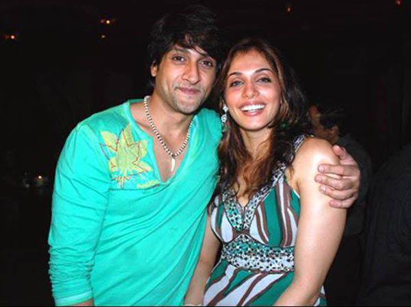 inder kumar with ex girlfriend isha koppikar