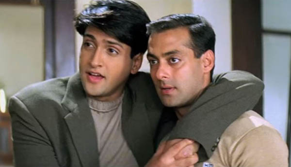 inder kumar with salman khan in kahi pyaar na ho jaaye