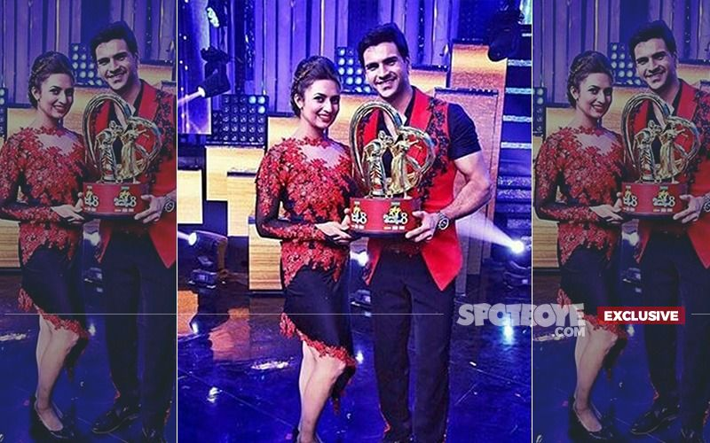 Nach Baliye 8 Winners Divyanka Tripathi-Vivek Dahiya Turn Hosts For The Upcoming Season