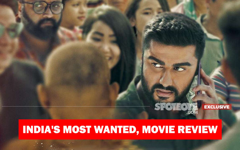 India's Most Wanted, Movie Review: Arjun Kapoor Takes The Heady Mix Of Ghost And Dirty Messages, Home And Dry