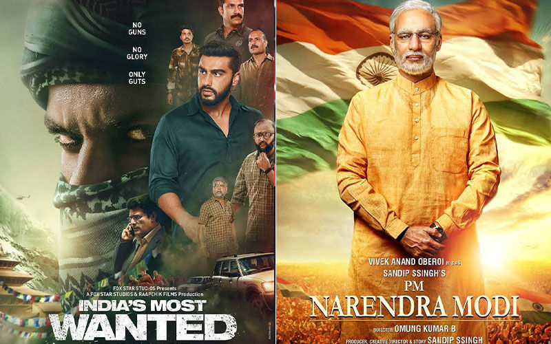 PM Narendra Modi Biopic, India's Most Wanted Box-Office Collection, Day 1: Vivek Oberoi Starrer Puts Its Nose In Front Of Arjun Kapoor's Terror Drama