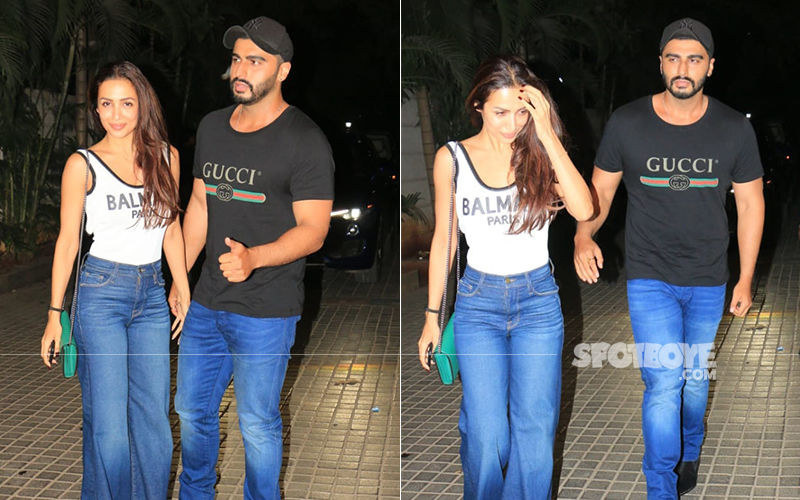 India's Most Wanted Screening: Arjun Kapoor-Malaika Arora Steal The Limelight