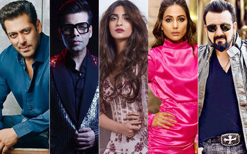 India's Surgical Strike 2: Salman, KJo, Hina Khan, Sonam, Sanjay Dutt Hail India's Air Force Attack On Jaish-e-Mohammed Terror Camp