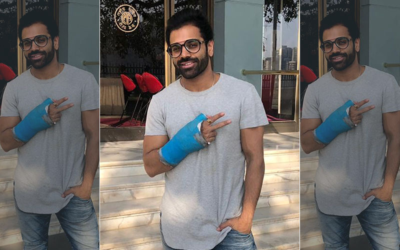 Indian Idol 5 Winner Sreerama Chandra Suffers An Accident While Shooting For A Single