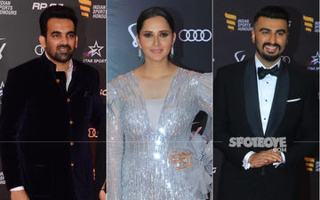 Indian Sports Honours Event: Sania Mirza, Arjun Kapoor, Zaheer Khan And Others Make Their Presence Felt