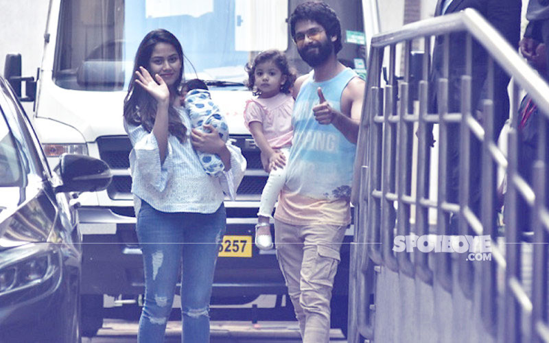 shahod kapoor with his family