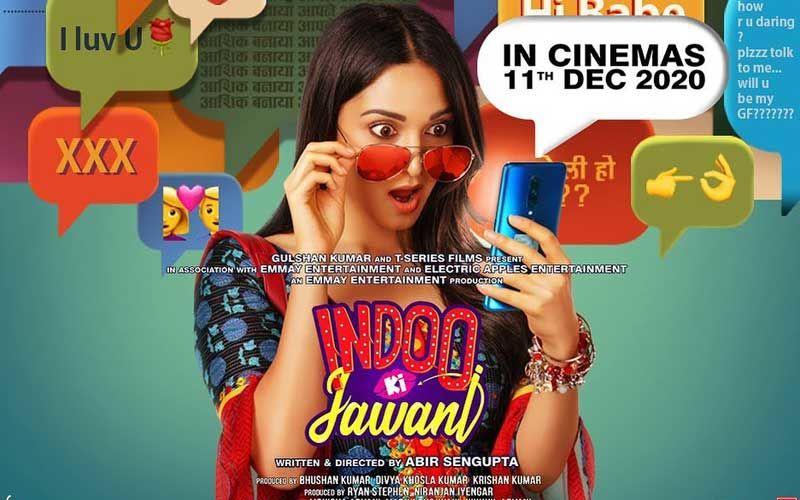 Indoo Ki Jawani Trailer: Kiara Advani Swipes Right On Aditya Seal; First Rushes Are All Things Entertainment