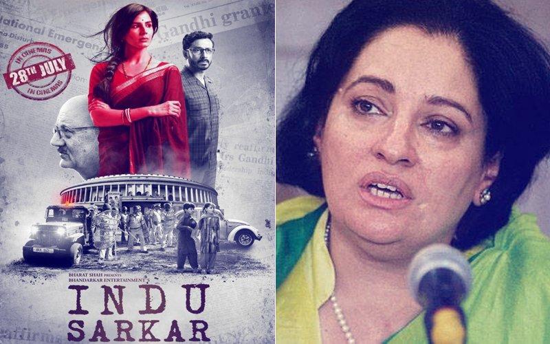 Indu Sarkar's Trailer Shocking & Misleading, Says Woman Claiming To Be Sanjay Gandhi's Daughter