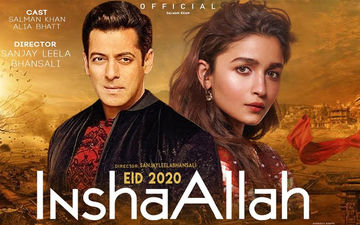 Inshallah: Sanjay Leela Bhansali Hires Security For Salman Khan-Alia Bhatt In Varanasi And Uttarakhand