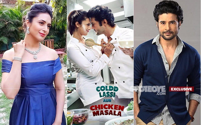 Inside Details About Divyanka Tripathi's Romance With Rajeev Khandelwal In Coldd Lassi Aur Chicken Masala
