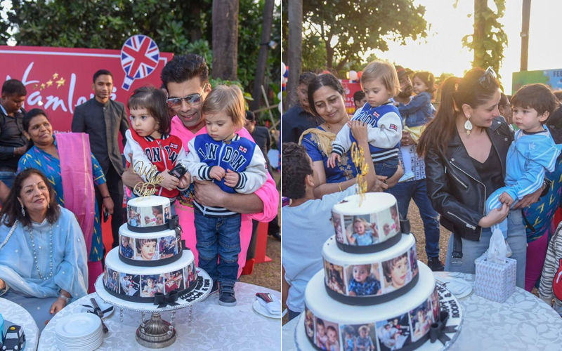 Inside Pictures From Yash-Roohi Johar's Birthday Bash; Kareena And Taimur Join The Revelry