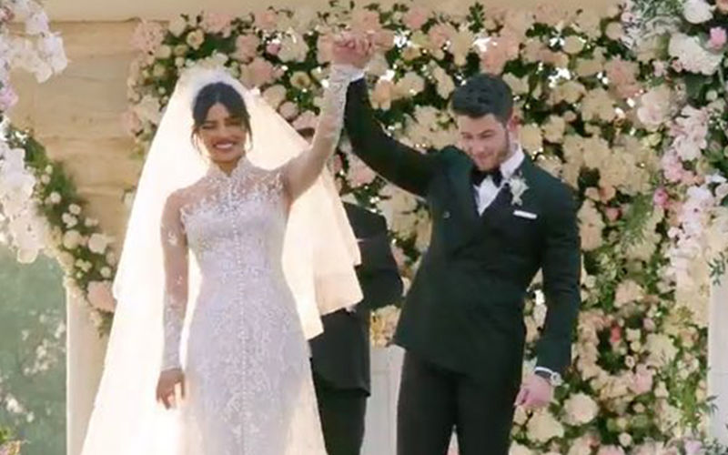 Inside Priyanka Chopra-Nick Jonas' Wedding Shenanigans - Watch Video