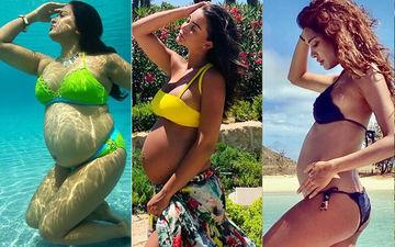 International Bikini Day 2019: अपनी प्रेग्नेंसी को एन्जॉय करती दिखी बॉलीवुड की ये हसीनाएं, देखिए तस्वीरें