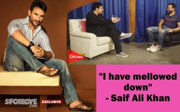 Saif Ali Khan EXCLUSIVE INTERVIEW On Temper, Jack Sparrow, Indian Cricketers, Phone Addiction, Laal Kaptaan