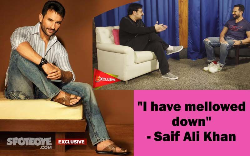 Saif Ali Khan EXCLUSIVE INTERVIEW On Temper, Jack Sparrow, Indian Cricketers, Phone Addiction, Laal Kaptaan